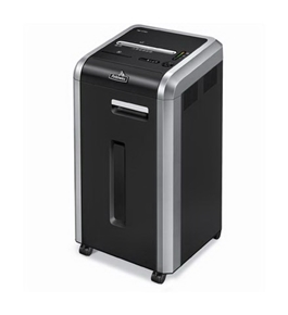 Fellowes PowerShred MS-470Ci 100% Jam Proof Micro-Cut Shredder