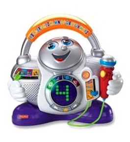 Fisher-Price Fun-2-Learn Learning DJ