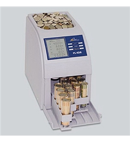 Royal Sovereign FS-4DA Four Row Coin Sorter with Digital Readout Display