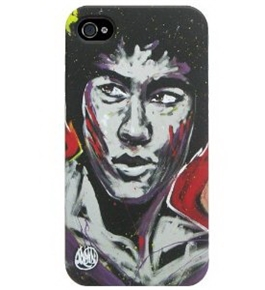 Garibaldi iPhone 4 & 4S Snap-On Case, Bruce Lee [Wireless Phone Accessory]