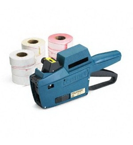 Garvey : Model 22-6 1-Line/6-Char. Pricemarker Kit, Marker Gun/Ink Roll/9 Rolls Labels -:- Sold as 2 Packs of - 1 - / - Total of 2 Each
