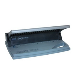 GBC BindMate Personal CombBind and 3-Hole Punch System - 7706170