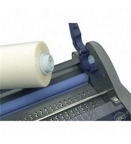"GBC NAP-LAM II EZload Roll Film, 3 mil, 12""W x 200-ft., Clear Finish"