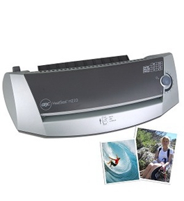 "GBC HeatSeal H210 9.5"" Photo Quality Pouch Laminator"