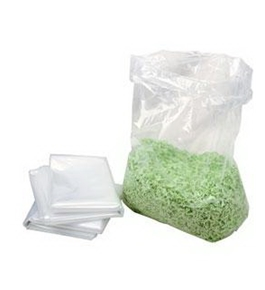 GoECOlife 6.7gal(25.5L) Clear Shredder Bags/Waste Liners GBL-0612A