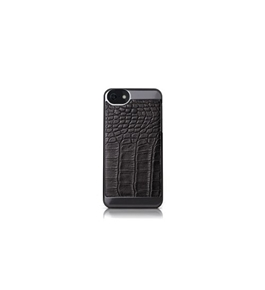 Camalen Corium Pleni Genuine Leather Wrapped Snap Case for iPhone 5/5S