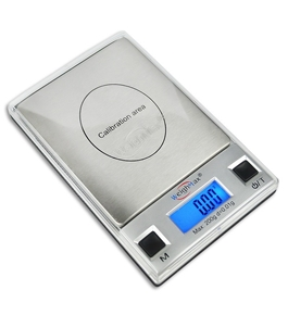 WeighMax HD-200 Digital Pocket Scale