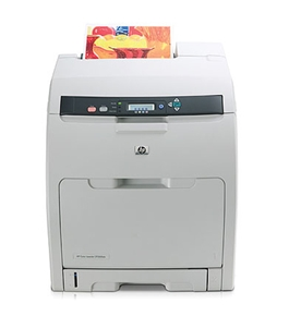 Hewlett-Packard LJCP3505N HEWLETT CB442A Certified Remanufactured Color Laser Printer with Network