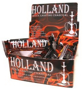 Holland Quick Lighting Instant Lite Hookah Charcoal