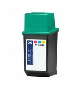 Printer Essentials for HP 25 - HP Deskjet 310/320/340/500C/540/550C/560C - Color - RM625A Inkjet Cartridge