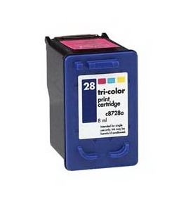 Printer Essentials for HP 28 - HP DeskJet 3320/3420/3520/3620/3650 - Color - RM8728 Inkjet Cartridge