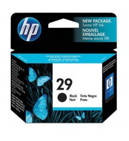 Printer Essentials for HP 29 - HP DeskJet 600 Series (Except 610/612) Black - RM629A Inkjet Cartridge