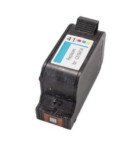 Printer Essentials for HP 41 - HP DeskJet 800/1000/1150 Series - Color - RM641A Inkjet Cartridge
