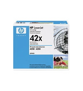 Printer Essentials for HP 4250/4350 High-Yield with Chip - SOY-Q5942X Toner