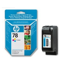 Printer Essentials for HP 78 - HP DeskJet 930/950/970/1000/1100 - Color - RM6578 Inkjet Cartridge
