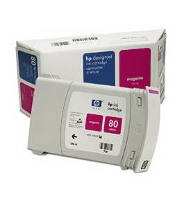 Printer Essentials for HP 80 Designjet 1050c 1050CM RM4847A Inkjet Cartridge