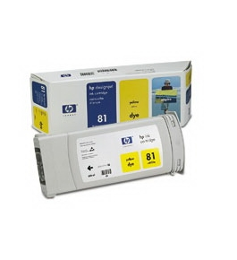 Printer Essentials for HP 81 Designjet 5000 5500 5500 5500PS RM4933A Inkjet Cartridge