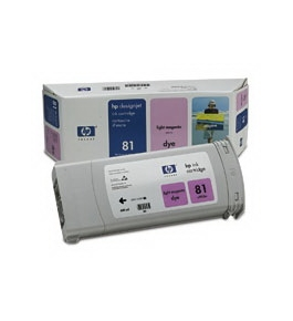 Printer Essentials for HP 81 Designjet 5000 5500 5500 5500PS RM4935A Inkjet Cartridge