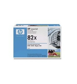 Printer Essentials for HP 8100/8100DN/8100MFP/8100N/Mopier 320 - SOY-C4182X Toner