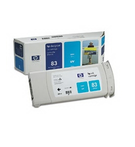 Printer Essentials for HP 83 Designjet 5000 5500 5500uv 5500PS UV RM4941A Inkjet Cartridge
