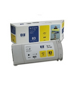 Printer Essentials for HP 83 Designjet 5000 5500 5500uv 5500PS UV RM4943A Inkjet Cartridge