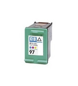 Printer Essentials for HP 97 - HP Deskjet 5740 / 6540/ 6840 - Color High Yield - RM9363 Inkjet Cartridge