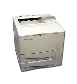 HP LaserJet 4000T RF LaserJet Printer