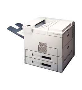 HP LaserJet 8150N RF LaserJet Printer