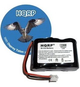 HQRP Phone Battery for V-Tech / VTech ia5847 / 5847, ia5863 / 5863, ia5870 / 5870, ia5878 / 5878, ia58