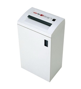 HSM 108.2cc White Glove Cross-Cut Shredder