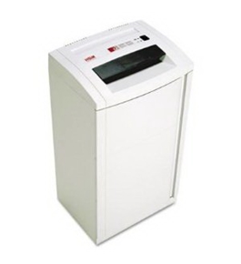 HSM 125.2L6 White Glove Cross-Cut Shredder