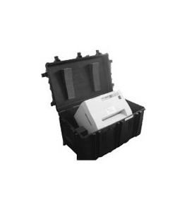 HSM 125.2 White Glove Strip-Cut Shredder