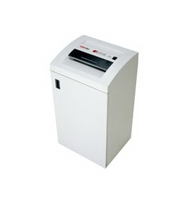 HSM 225.2cc White Glove Cross-Cut Shredder