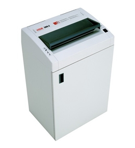 HSM 386.2cc Cross-Cut Shredder