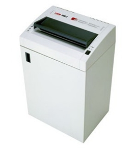 HSM 386.2cc White Glove Cross-Cut Shredder