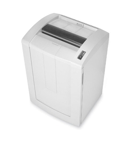 HSM 390.3cc White Glove Cross-Cut Shredder