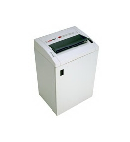 HSM 390.3L5 White Glove Cross-Cut Shredder
