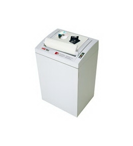 HSM 411.2cc White Glove Cross-Cut Shredder