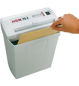 HSM 70.2 Strip-Cut Shredder