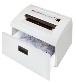 HSM 726 Nanoshred White Glove High Security Shredder