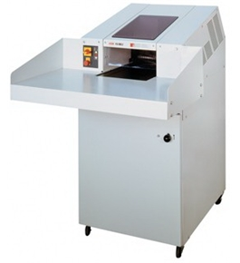 HSM FA400.2 White Glove Strip-Cut Shredder