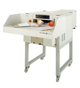 HSM FA490.2cc White Glove Cross-Cut Industrial Shredder