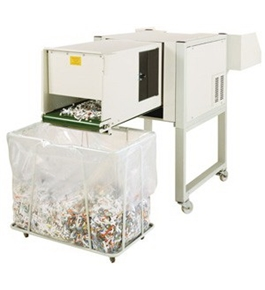 HSM FA500.2cc Cross-Cut Industrial Shredder