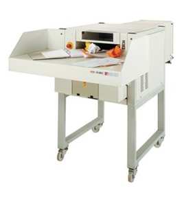 HSM FA500.2cc White Glove Cross-Cut Industrial Shredder