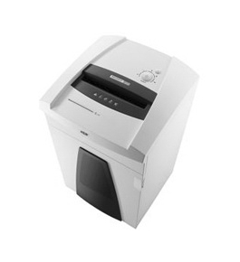 HSM Securio P40c White Glove Cross-Cut Shredder