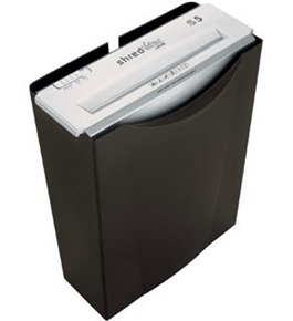HSM Shredstar S5 Strip-Cut Shredder