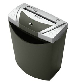 HSM Shredstar X5 Cross-Cut Shredder
