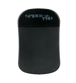 Hypercel SpiderPad Anti-Slip Mount for Mobile Phone - Black