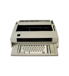 IBM Wheelwriter 3 Typewriter