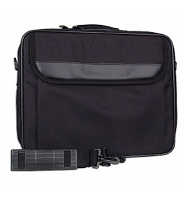 "icon CB100-BLK Nylon Notebook Case - Fits up to 15.4"" (Black)"